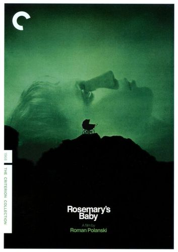 Rosemary's Baby [Criterion Collection] [2 Discs] [DVD] [1968] 20466497