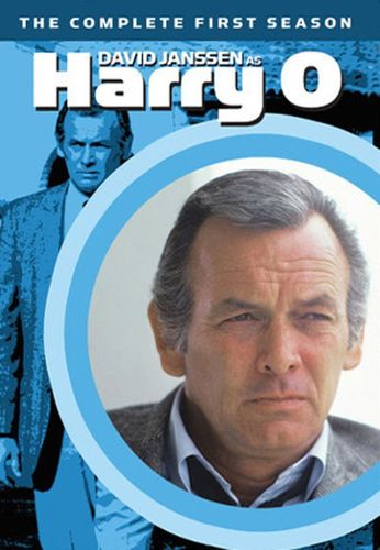 Harry O: The Complete First Season [6 Discs] [DVD] 20467099