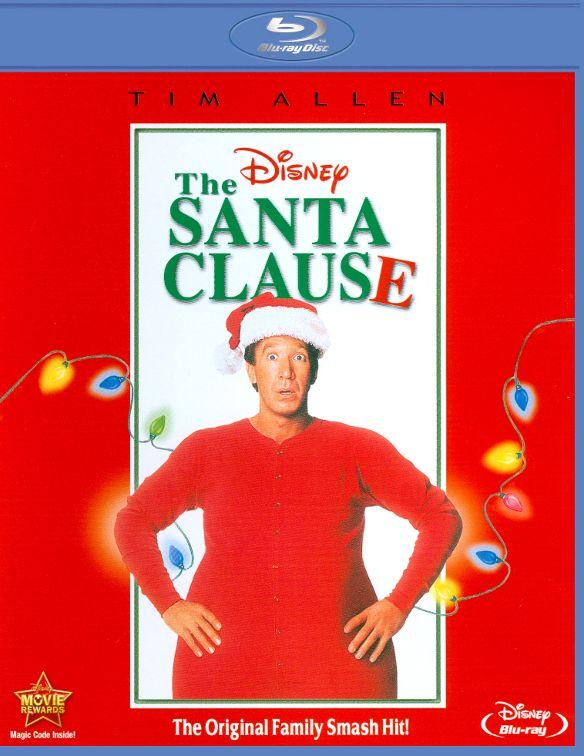 The Santa Clause [Blu-ray] [1994] 20470484
