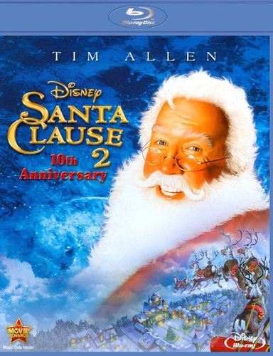The Santa Clause 2 [10th Anniversary Edition] [Blu-ray] [2002] 20470563