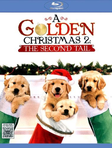 A Golden Christmas 2: The Second Tail [Blu-ray] [English] [2011] 20470624