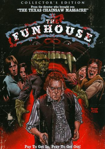 The Funhouse [Collector's Edition] [DVD] [1981] 20470897