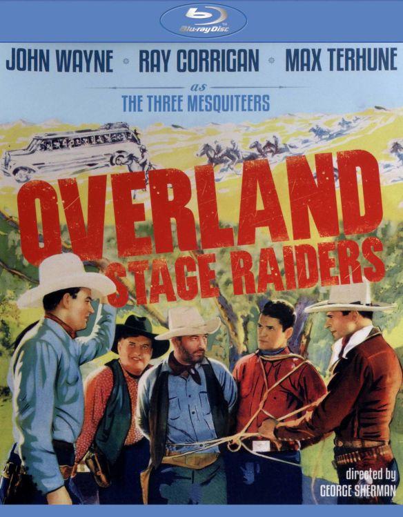 Overland Stage Raiders [Blu-ray] [1938] 20474117