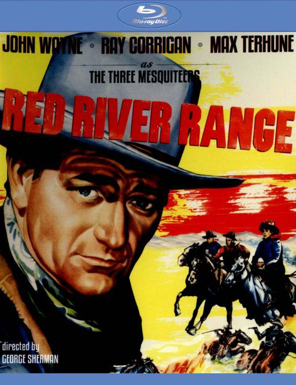 Red River Range [Blu-ray] [1938] 20474153