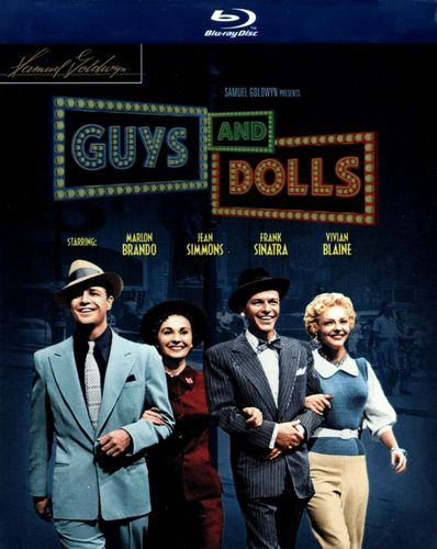 Guys and Dolls [With Book] [Blu-ray] [1955] 20488717