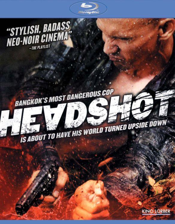 Headshot [Blu-ray] [2011] 20490078