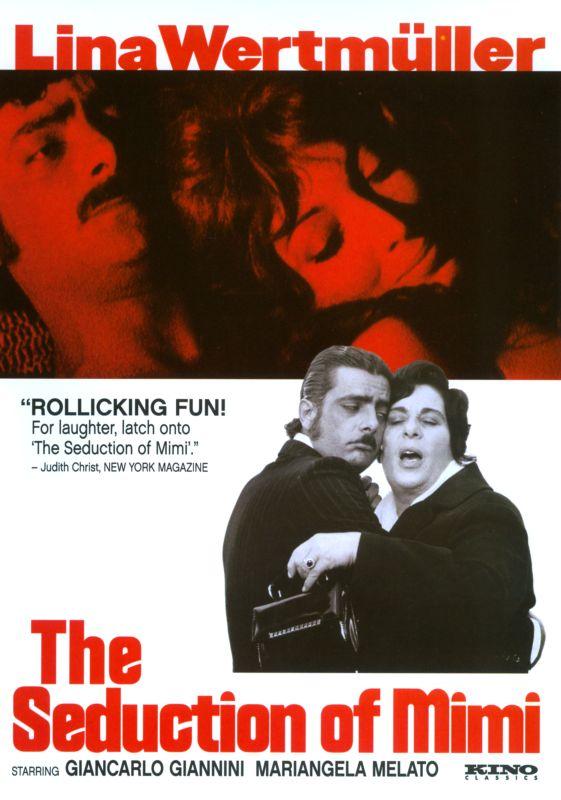 The Seduction of Mimi [DVD] [1972] 20490175