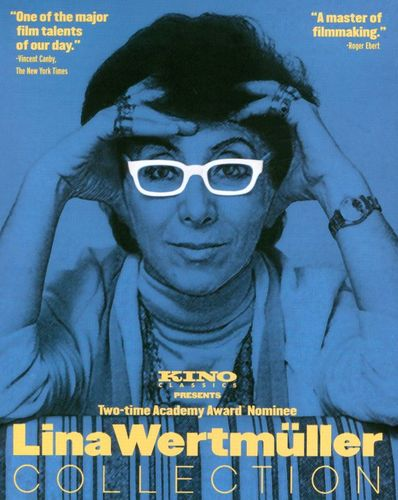 Kino Classics Presents: The Lina Wertmuller Collection [3 Discs] [Blu-ray] 20490184