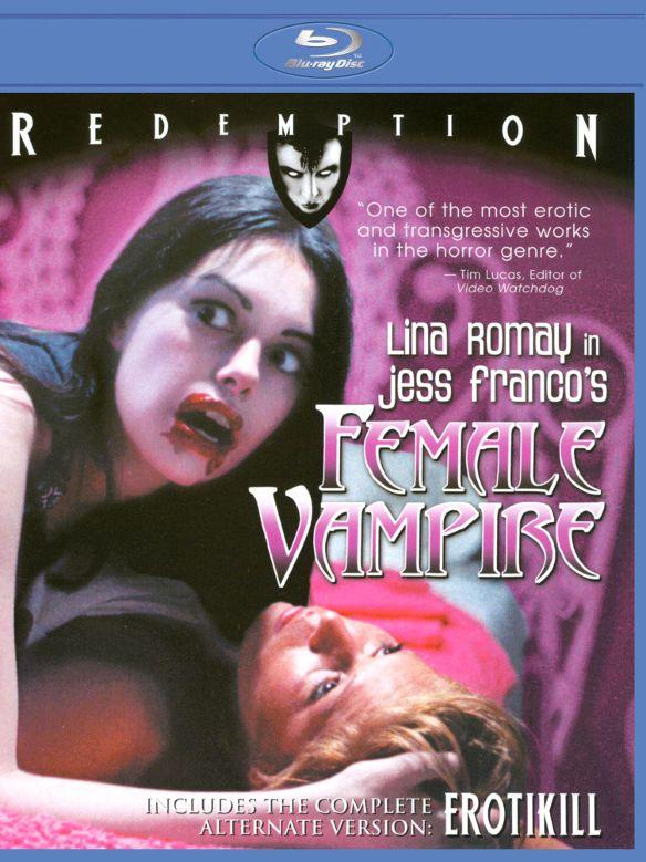 Female Vampire [Blu-ray] [1973] 20490236
