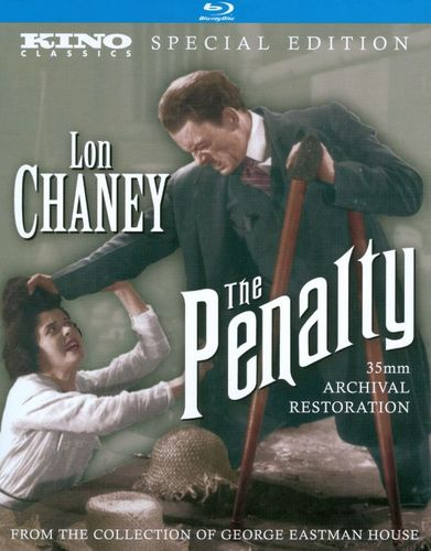 The Penalty [Blu-ray] [1920] 20490254