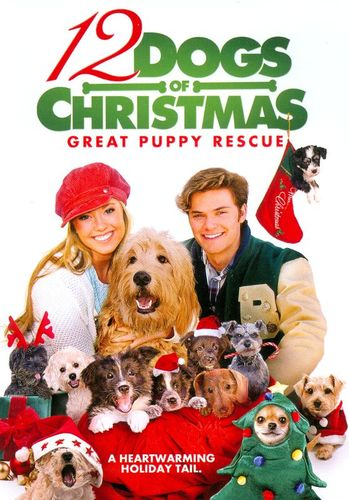 12 Dogs of Christmas: Great Puppy Rescue [DVD] [2012] 20496203