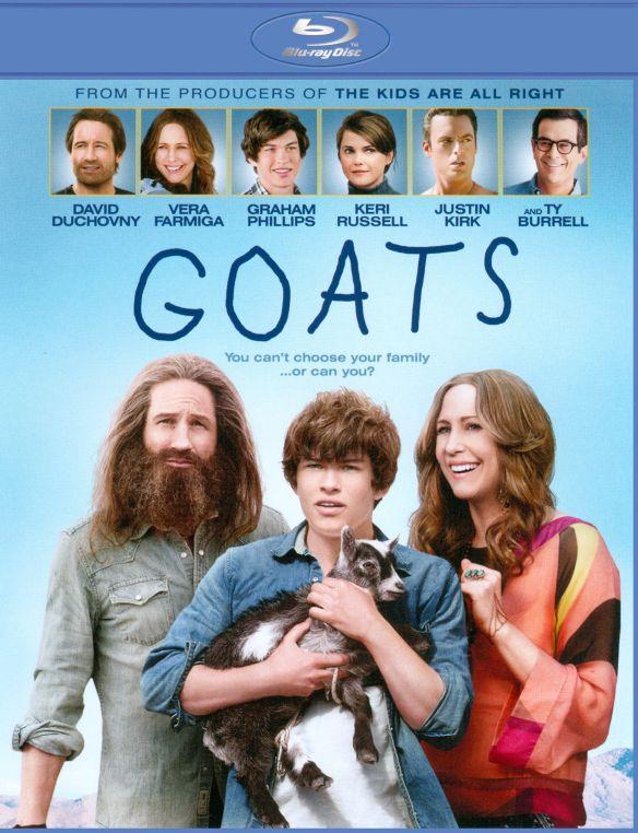 Goats [Blu-ray] [2011] 20510028