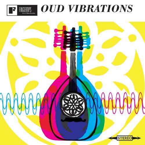 Oud Vibrations: East Meets West [CD] 20516517