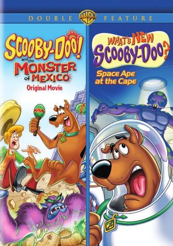 Scooby-Doo and the Monster of Mexico/What's New Scooby-Doo? Vol. 1: Space Ape at the Cape [DVD] 20527064