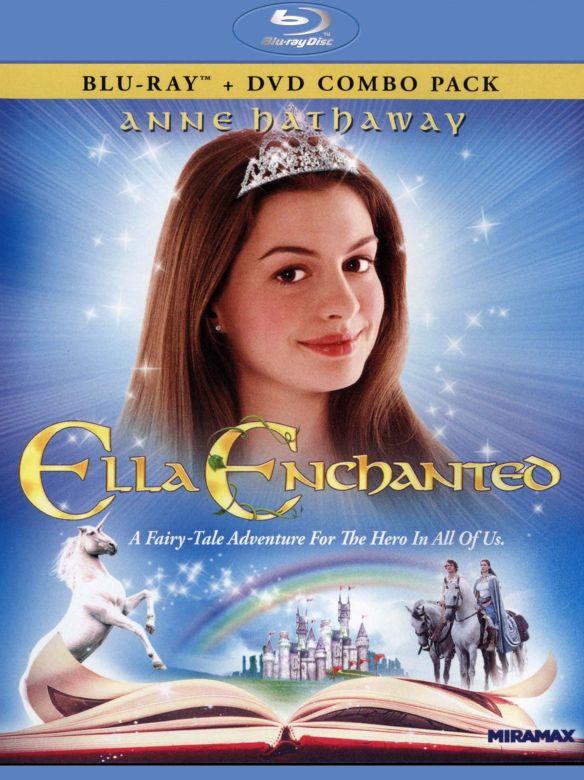Ella Enchanted [2 Discs] [Blu-ray/DVD] [2004] 20532958