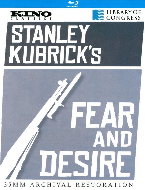 Fear & Desire [Blu-ray] [1953] 20534774