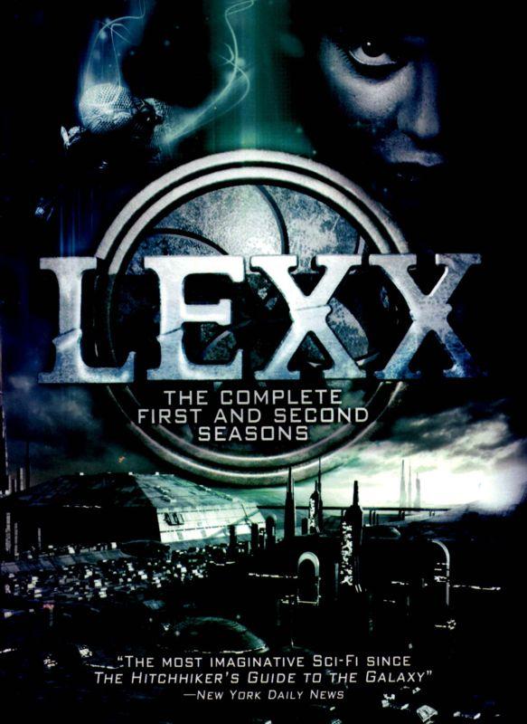 Lexx: Seasons 1 & 2 [4 Discs] [DVD] 20537844