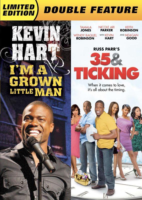Kevin Hart: I'm a Grown Little Man/35 & Ticking [DVD] 20556269