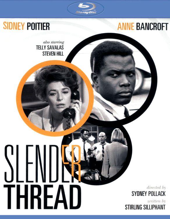 The Slender Thread [Blu-ray] [1965] 20564356