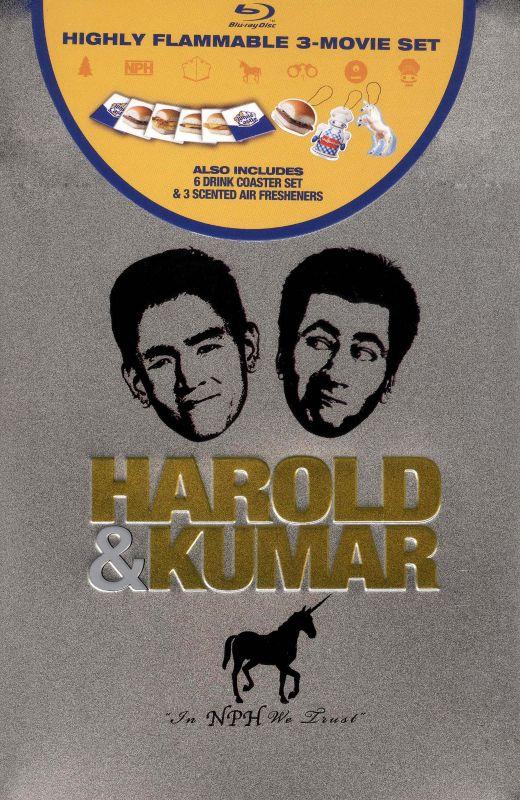 Harold & Kumar: Ultimate Collector's Edition [3 Discs] [Blu-ray] 20564365