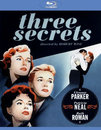 Three Secrets [Blu-ray] [1950] 20564383