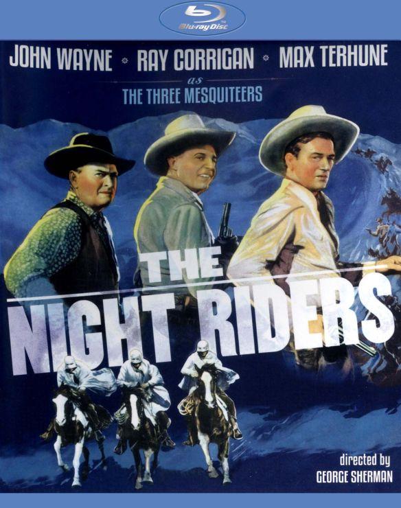 The Night Riders [Blu-ray] [1939] 20566809
