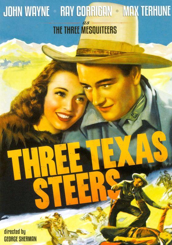 Three Texas Steers [DVD] [1939] 20567371