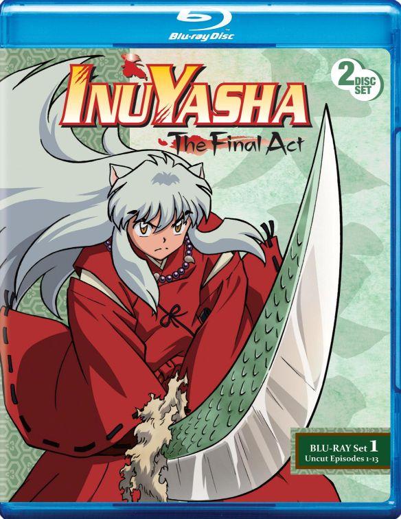 Inu Yasha: The Final Act - Set 1 [2 Discs] [Blu-ray] 20567399