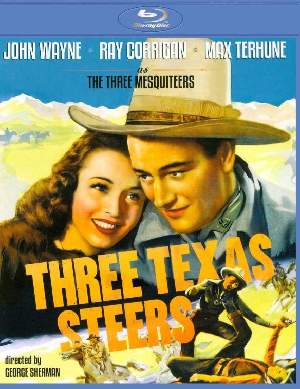 Three Texas Steers [Blu-ray] [1939] 20569484