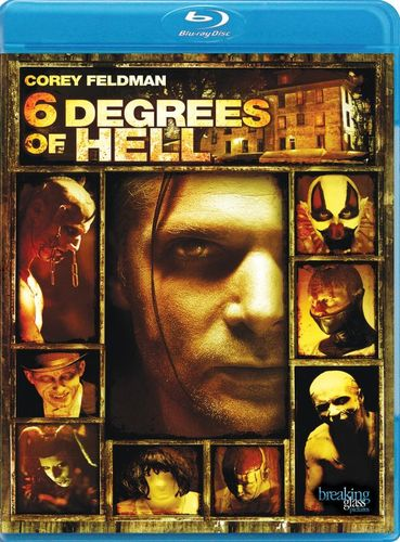 6 Degrees of Hell [Blu-ray] [2012] 20571173