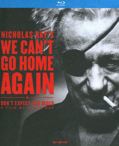 We Can't Go Home Again [Blu-ray] [1976] 20575373