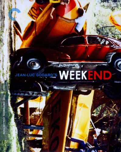 Weekend [Criterion Collection] [Blu-ray] [1967] 20595212