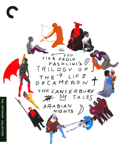 Trilogy of Life [Criterion Collection] [3 Discs] [Blu-ray] 20597853