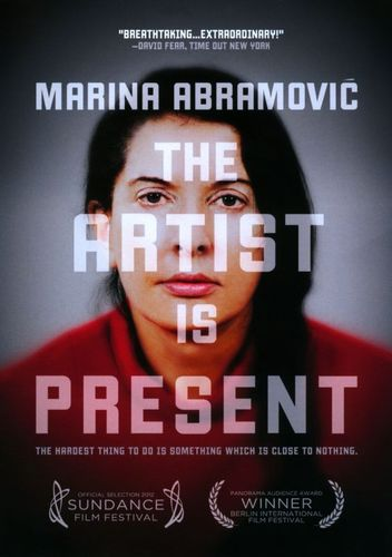Marina Abramovic: The Artist Is Present [DVD] [2011]