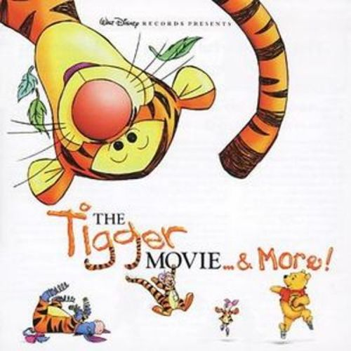 The Tigger Movie and More [CD] 20610337