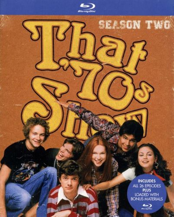That '70s Show: Season Two [Blu-ray] 20644102