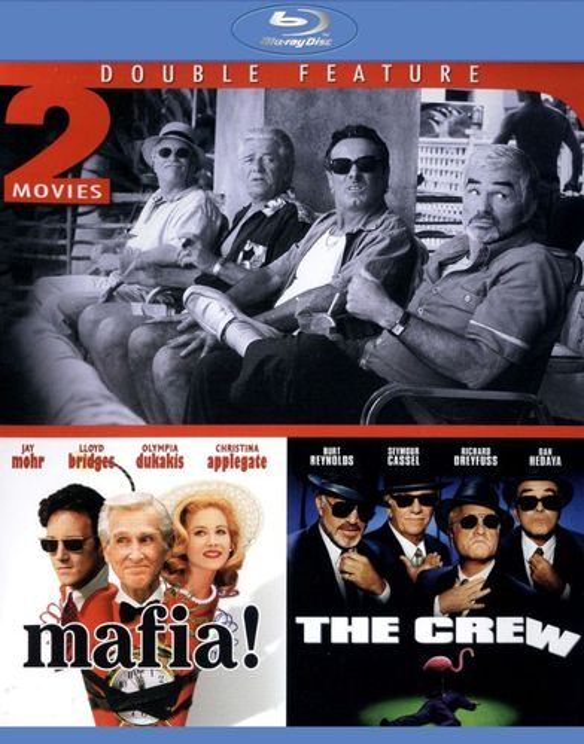 Mafia!/The Crew [Blu-ray] 20644245