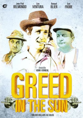 Greed in the Sun [DVD] [1963] 20646419