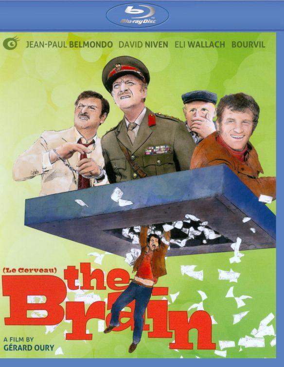The Brain [Blu-ray] [1969] 20646795