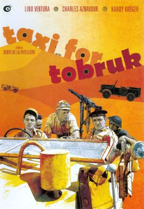 Taxi for Tobruk [DVD] [1960] 20646813