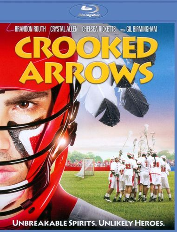 Crooked Arrows [Blu-ray] [2012] 20647181