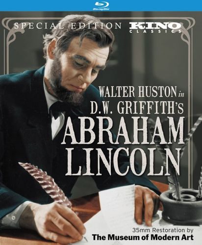 Abraham Lincoln [Blu-ray] [1930] 20647367