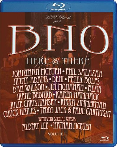 Bno: Here & There, Vol. 2 [Blu-Ray] [Blu-Ray Disc] 20648278