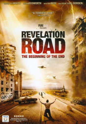 Revelation Road: The Beginning of the End [DVD] [2012] 20661676
