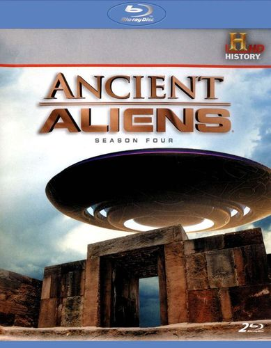 Ancient Aliens: Season Four [2 Discs] [Blu-ray] 20662523