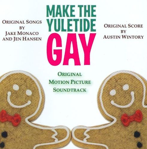 Make the Yuletide Gay [CD] 20665423