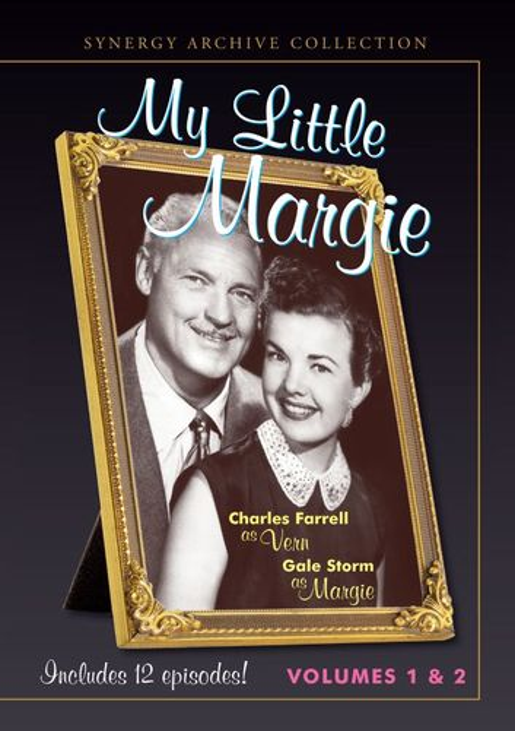 My Little Margie, Vols. 1 & 2 [2 Discs] [DVD] 20670003