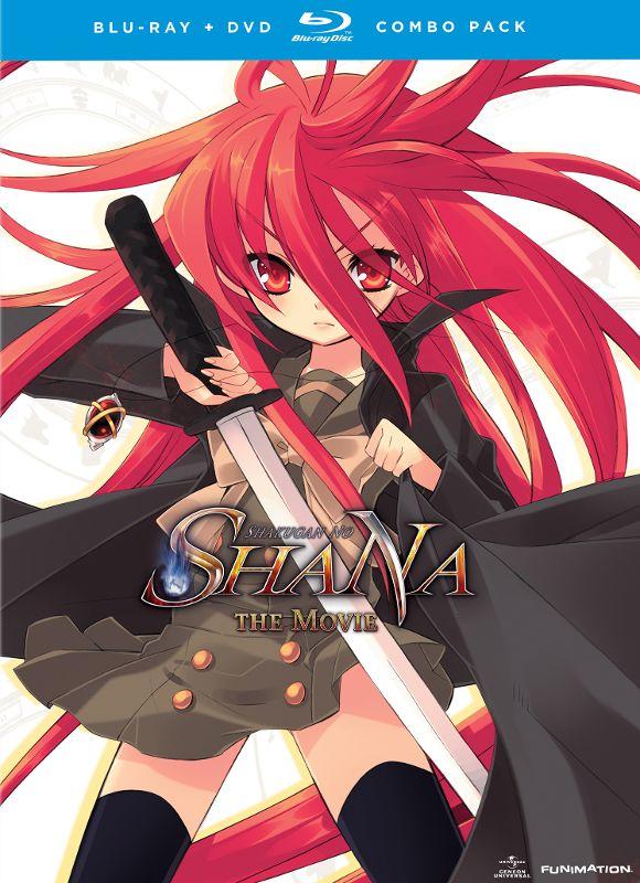 Shakugan no Shana [2 Discs] [Blu-ray/DVD] [2007] 20686962
