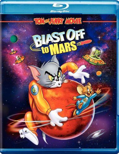 Tom and Jerry: Blast Off to Mars [Blu-ray] [2004] 20690455