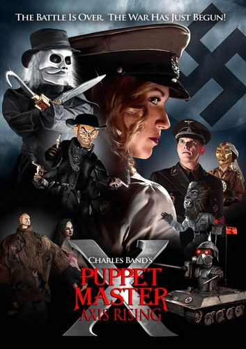 Puppet Master X: Axis Rising [DVD] [2012] 20696826